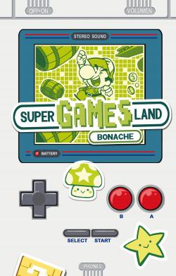 SUPER GAMES BONACHE