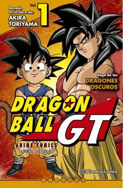 Dragon Ball GT Anime Serie nº 01/03