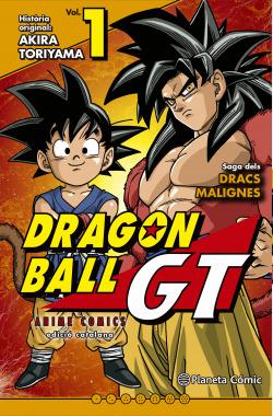 Bola de Drac GT Anime Serie nº 01/03