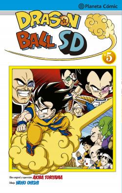 Dragon Ball SD nº 05