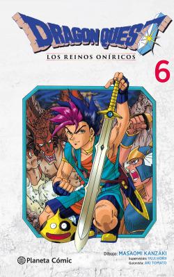Dragon Quest VI nº 06/10