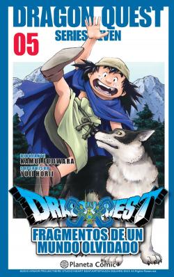 Dragon Quest VII nº 05/14