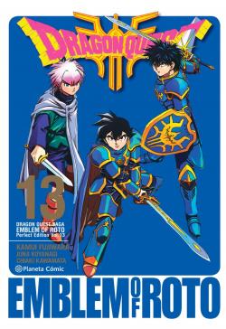 Dragon Quest Emblem Of Roto nº 13/15