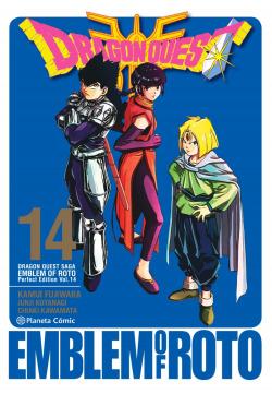 Dragon Quest Emblem Of Roto nº 14/15