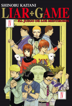 Liar Game nº 04/19