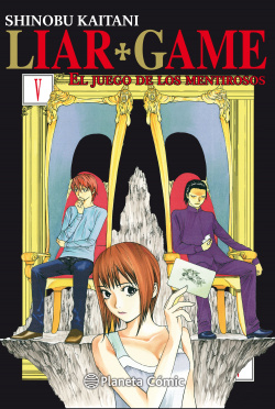 Liar Game nº 05/19