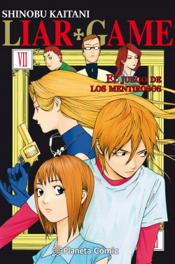 Liar Game nº 07/19