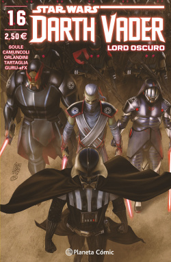 STAR WARS DARTH VADER LORD OSCURO 16