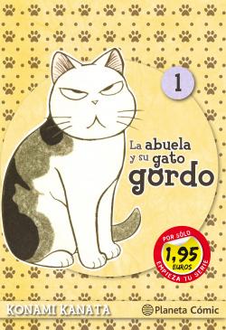 LA ABUELA Y SU GATO GORDO 1 (1.95 EUROS)