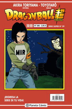 Dragon Ball Serie roja nº 240 (vol6)