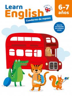 CUADERNO DE REPASO 6/7 AÑOS ENGLISH