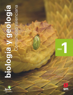 Biología y geología. 1 ESO. Savia Nueva Generación. Valencia
