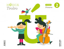 CADERNO MUSICA TIROLIRO 2 PRIMARIA