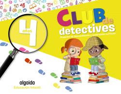 Club de detectives. Educación Infantil 4 años