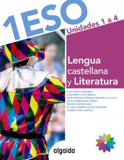 Lengua castellana y literatura 1º ESO. Trimestres