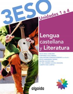 Lengua castellana y literatura 3º ESO. Trimestres