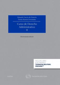 Curso de Derecho Administrativo II (Papel + e-book)