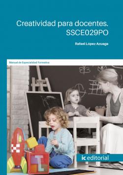 Creatividad para docentes. SSCE029PO