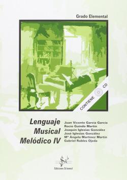 IV.LENGUAJE MUSICAL MELODICO