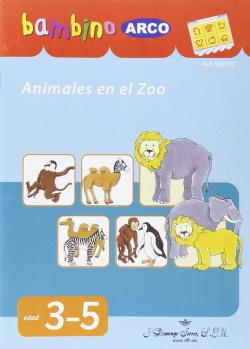 Animales en el zoo
