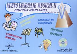2.NUEVO LENGUAJE MUSICAL II.(+2 CDS)