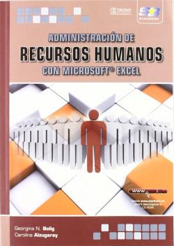 Administracion De Recursos Humanos Con Msoft.Excel