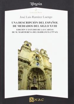 Descripcion del español de mediados siglo xvii