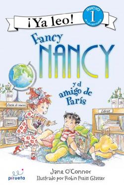 Fancy Nancy y el amigo de París