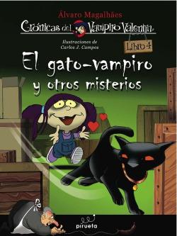 El gato-vampiro y otros misterios