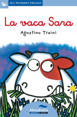 La vaca Sara (letra cursiva)