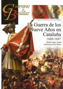Guerra De Los Nueve Años En Cataluña-Guer. Y Bat.