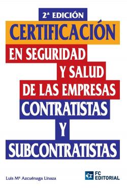 Certif.En Seguridad Y Salud Empresas Contratistas Subcontra
