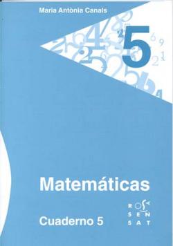 Matemáticas. Cuaderno 5