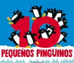 10 pequeños pingüinos
