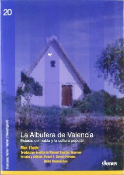 Albufera de Valencia, estudio habla y cultura popular