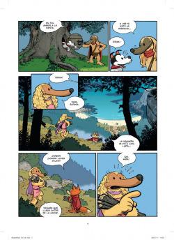 Saga De Atlas & Axis, 1
