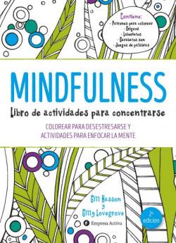 Mindfulness: libro actividades para concentrarse