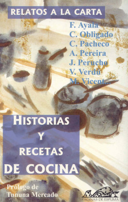 HISTORIAS Y RECETAS COCINA