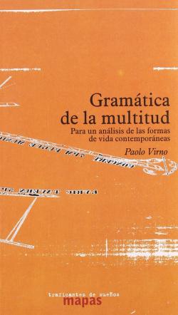 Gramática de la multitud