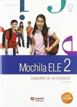 Mochila ELE 2:cuaderno de actividades