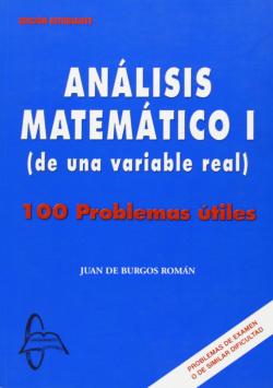 ANÁLISIS MATEMÁTICO I (DE UNA VARIABLE REAL)