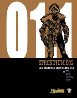 Strontium Dog, 1-1