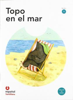 1.TOPO EN EL MAR.(+CD).(ESPAÑOL PARA EXTRANJEROS)