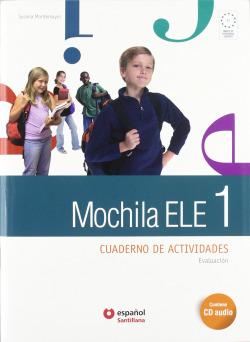 Mochila ELE 1 cuaderno actividades