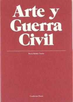 ARTE Y GUERRA CIVIL - POSTAL CASTELLANO 1 LIBRO - 6 POSTALES