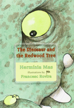 The dinosaur and the redwood tree