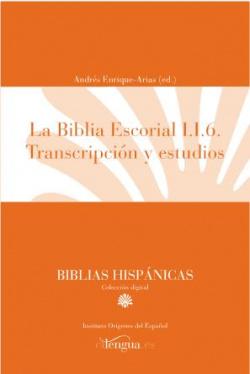 LA BIBLIA ESCORIAL I.I.6
