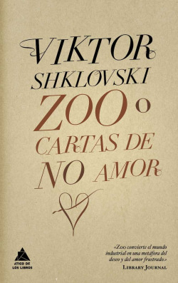 ZOO O CARTAS DE NO AMOR