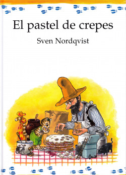 El pastel de crepes