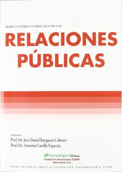 RELACIONES PUBLICAS, MARCO TEORICO